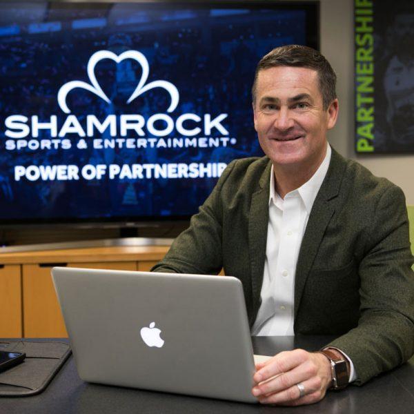 Brian Corcoran, Maine, Shamrock SE, Shamrock Sports and Entertainment, Shamrock Maine, Corcoran, Portland, Portland Maine